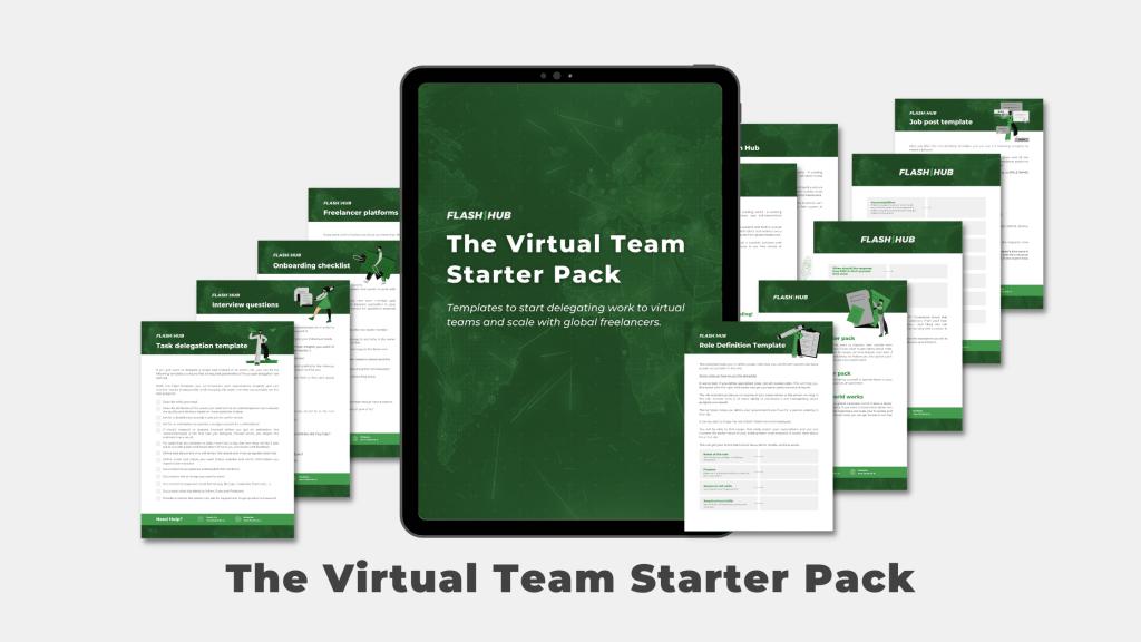 virtual team starter pack